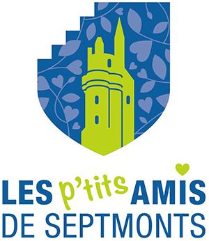 Logo Les p'tits Amis de Septmonts